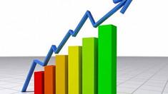 Activele oficiale de rezervă, în creștere cu 13,4 mln dolari