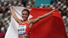 Atletism: Campioana mondială la 400 metri, Salwa Eid Naser (Bahrain), suspendată provizoriu