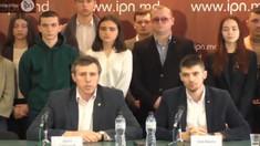 Dorin Chirtoacă și Vlad Bilețchi, amendați pentru că au participat la ceremonia de întâmpinare a ajutorului umanitar oferit de România