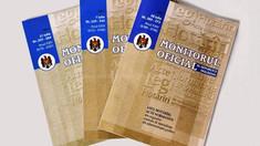 Varianta electronică a Monitorului Oficial va avea aceeași putere juridică ca și cea tipărită