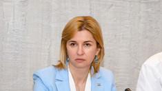 """Irina Vlah a mulțumit deputaților PSRM și """"Pentru Moldova"""" pentru că au votat legile privind statutul juridic special al Găgăuziei"""