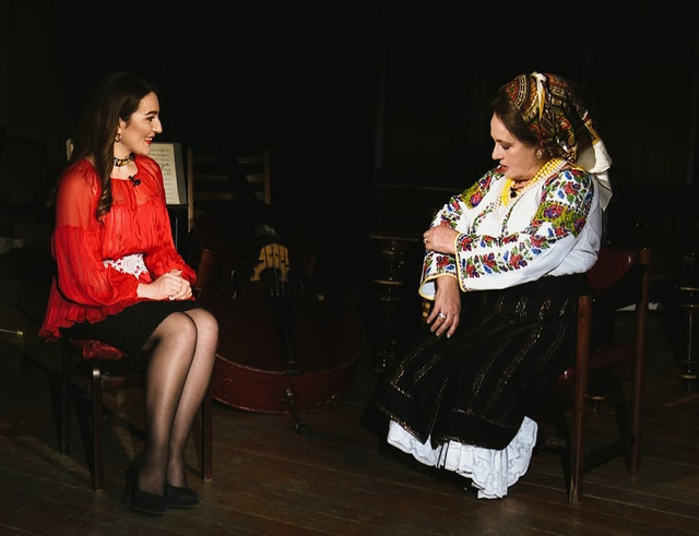 Dor de izvor | Laura Lavric: Când mi-a fost greu pe suflet, n-am putut cânta