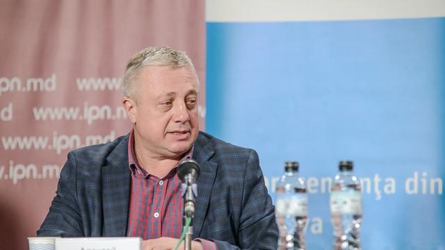 EXPERT: Igor Dodon