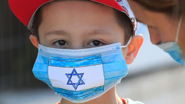 Creștere alarmantă a cazurilor noi de COVID-19 în rândul elevilor israelieni, la două săptămâni de la deschiderea școlilor