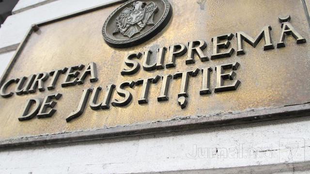 CSJ s-a adresat la Curtea Constituțională cu privire la demersul avocaților lui Șor