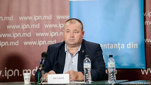 Ion Leucă: Democrații vor vota cu fermitate Legea ONG-urilor