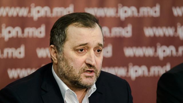 Vlad Filat a demisionat din funcția de lider al PLDM