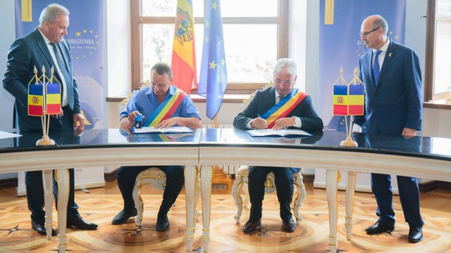APEL către primăriile din R.Moldova care doresc să încheie acorduri de înfrățire cu primăriile din România