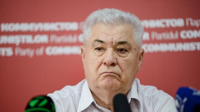 Partidul Comuniștilor nu-și va înainta un candidat la alegerile prezidențiale din 1 noiembrie 2020