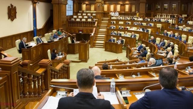 Parlamentul a votat legea privind ONG-urile | 95 de deputați și-au dat votul