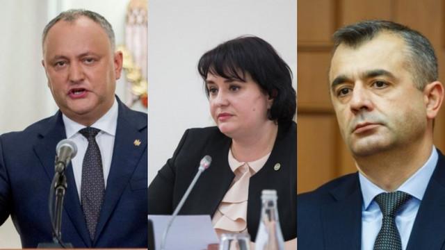 TVR Moldova: La începutul pandemiei, oficialii mai că se îmbulzeau la microfon, nu știau cine să anunțe datele, iar acum nimeni nu-și mai face apariția la tribună (Revista presei)