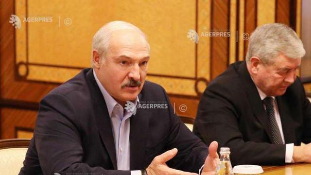 Belarus acuză Moscova și Occidentul că vor să o destabilizeze; UE cere eliberarea unui important opozant al lui Aleksandr Lukașenko