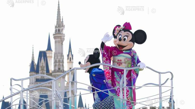 Coronavirus: Parcurile Disney din Tokyo se vor redeschide la 1 iulie