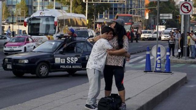 Cutremur cu magnitudinea 7,5 în Mexic. Alertă de tsunami în America Centrală