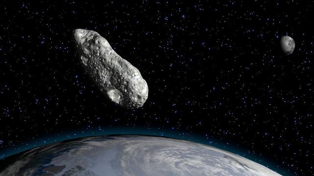 Un asteroid potențial periculos va trece cu mare viteză pe lângă Pământ