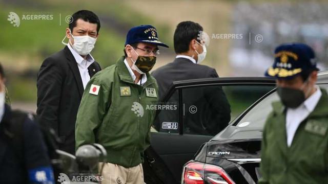 Japonia a confirmat că renunță la desfășurarea pe teritoriul său a sistemului de apărare antirachetă american