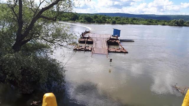 ALERTĂ de inundații   Nivelul apei în râul Nistru a crescut cu 3 metri și jumătate