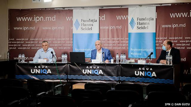 Circulația și locul cetățenilor moldoveni în Europa în timpul și după pandemie: oportunități și riscuri. Dezbateri IPN