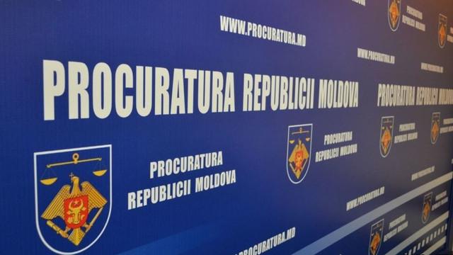 Dosar penal în legătură cu incendierea clădirii Procuraturii din Vulcănești
