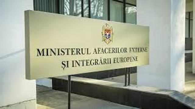 MAEIE vine cu precizări cu privire la deschiderea de către Ambasada Federației Ruse a secțiilor de votare pe teritoriul R. Moldova