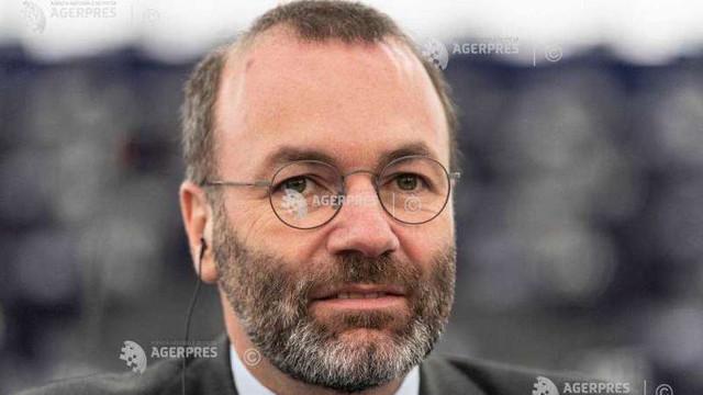 Manfred Weber le cere liderilor UE să decidă modalitățile de rambursare a sumelor planului de relansare