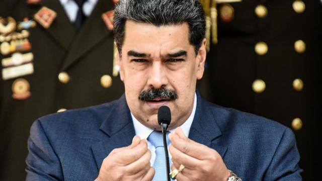 """Nicolas Maduro dă un ultimatum de 72 de ore ambasadoarei UE pentru a părăsi Venezuela: """"Cine sunt ei să se impună prin amenințare?"""""""