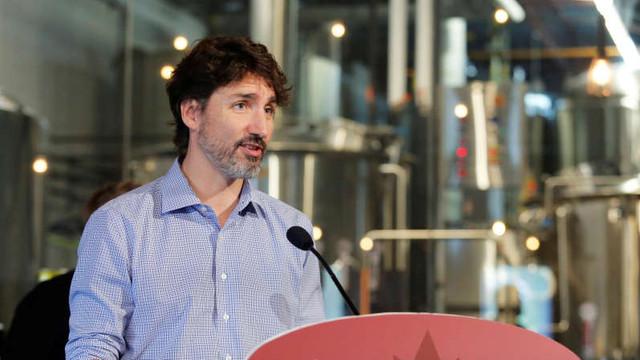 Coronavirus: Canada se pregătește pentru un al doilea val (Trudeau)