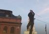 O statuie a lui Cristofor Columb a fost dărâmată de protestatari în orașul american Baltimore
