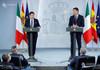 Premierii spaniol și italian se aliază pentru a convinge statele ''frugale'' în privința adoptării planului de relansare