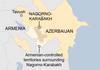 Oficialii de la Erevan au comentat informațiile potrivit cărora Armata azeră ar fi încălcat frontiera Armeniei