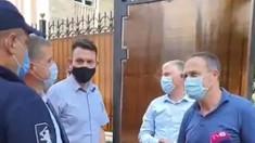 Poliția R. Moldova | Precizare cu referire la acțiunile de la sediul Președinției
