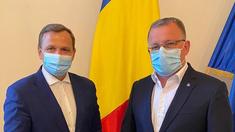 Ministrul Agriculturii de la București: Dincolo de vorbe frumoase, implicarea României în R.Moldova va fi una foarte concretă