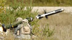 VIDEO | Militarii ucraineni din Donbas vor primi rachete americane Javelin