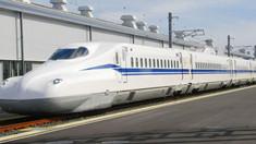 Trenul care poate transporta pasagerii în siguranță chiar și în timpul unui cutremur, a fost lansat