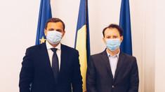 Andrei Năstase a avut o întrevedere cu Florin Cîțu, ministrul român al Finanțelor Publice. Au discutat despre securitatea granițelor și combaterea traficul ilicit