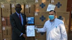 Încă o donație din partea SUA pentru a ajuta R.Moldova în lupta cu COVID-19