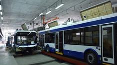 Parcul de troleibuze al capitalei va fi suplinit cu încă 35 de unități