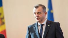 Ion Chicu a prezentat în plen angajarea răspunderii Executivului pe patru proiecte de legi