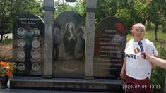 Un monument dedicat deportaților și tuturor jertfelor represiunilor comuniste a fost inaugurat la Durlești