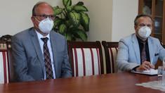 Vicepremierul pentru Reintegrare, Cristina Lesnic a avut o întrevedere oficială cu ambasadorul României, Daniel Ioniță
