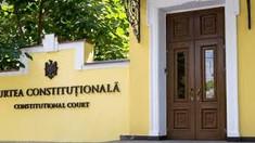 Curtea Constituțională:  Nu pot avea loc alegeri  parlamentare anticipate și prezidențiale în aceeași zi