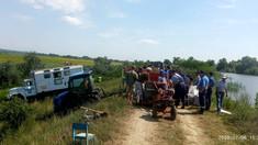 Salvatorii au consolidat diguri de protecție în mai multe localități din lunca râurilor Prut și Nistru