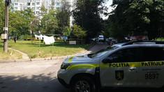 Poliția oferă detalii despre explozia din sectorul Botanica al Capitalei