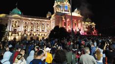 Proteste violente în Serbia după ce președintele a luat decizia de a reimpune starea de urgență din cauza pandemiei