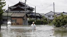 Inundații în Japonia: Cel puțin 60 de morți în urma ploilor torențiale