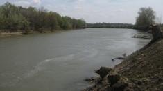 Cotă alarmantă a apelor râului Prut într-o localitate din raionul Cahul, atenționează CFM