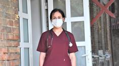 GALERIE FOTO | Medic rezident, despre lupta cu COVID-19: Pentru fiecare gură de oxigen pacienții depun un efort colosal. Este foarte greu să conștientizezi că toți suntem la fel de vulnerabili în fața virusului