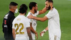 Fotbal: Campionatul Spaniei - Real Madrid a învins-o pe Alaves (2-0) și a mai făcut un pas către titlu
