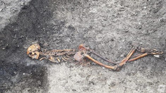 Misterul scheletului de la Ferma Wellwick. Pe urmele unei crime petrecute cu mii de ani în urmă