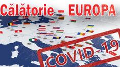 20 de state europene impun cetățenilor români restricții de călătorie, începând de astăzi